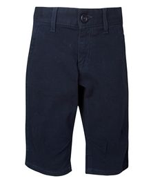United Colors of Benetton 3/4th Shorts - Navy