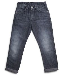 United Colors of Benetton Jeans - Navy Blue