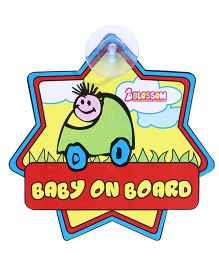 Blossom Child Proofing's Baby On Board