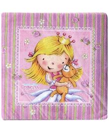 Riethmuller - Sweet Little Princess  Napkins