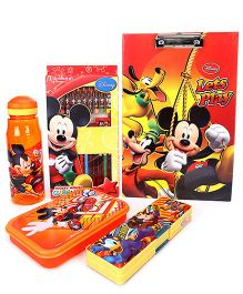 Mickey Mouse And Friends School Kit - Set Of 6