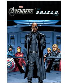The Avengers The SHIELD Files - English