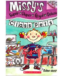 Missys Super Duper Royal Deluxe Class Pets - English