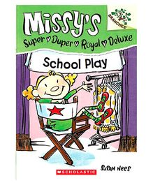 Missys Super Duper Royal Deluxe School Play - English