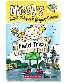 Missys Super Duper Royal Deluxe Field Trip - English