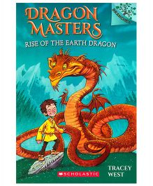 Dragon Masters Rise Of The Earth Dragon - English