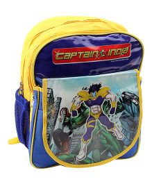 Captain India School Bag - 13 Inch