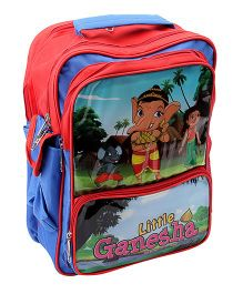 Pep India Little Ganesha School Bag - 16 Inch