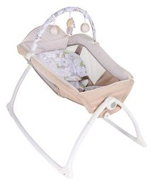 Graco Little Lounger 2-in-1  Swing - Benny And Bell