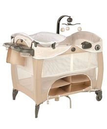 Graco Pack 'n Play Contour Electra Prestige - Benny And Bell