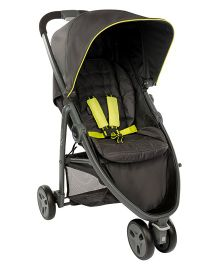 Graco Evo Mini Jogging Stroller - Graphite