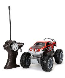Maisto Remote Controlled Rock Crawler Junior - Red
