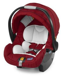 Chicco Keyfit EU Rear Facing Baby Car Seat - Red