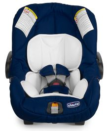 Chicco Keyfit Rear Facing Baby Car Seat - Blue