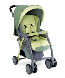 Chicco Simplicity Plus Stroller - Green
