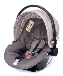 Chicco Synthesis XT-Plus Baby Car Seat - Beige