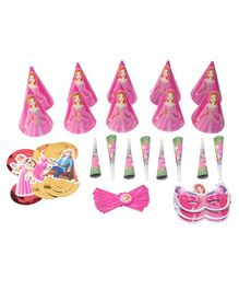 Themez Only Princess Theme Birthday Party Kit - Accessories Combo 1