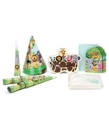 Themez Only Birthday Party Kit - Jungle Theme