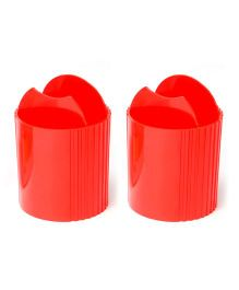 Oddy High Quality Plastic Tumbler - Red