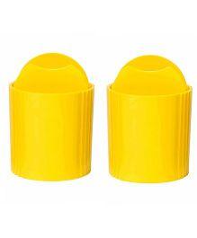 Oddy Multipurpose Plastic Tumbler - Yellow