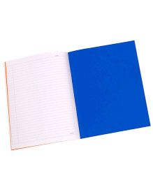 Oddy A4 Size Scarp Book With Color Pastel Sheets 40 Pages - Set Of 5