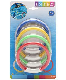Intex Under Water Fun Rings - 4 Rings