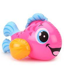 Intex Puff N Play Water Toy Fish Shape - Pink