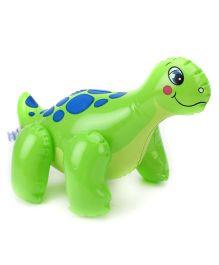 Intex Puff N Play Water Toy Tortoise Shape - Green