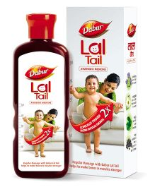 Dabur Lal Tail - 200 ml
