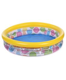 Intex Wild Geometry Baby Pool - Multicolour