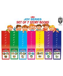 Indian Joy Series Stories Books For Kids - English