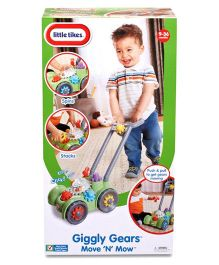 Little Tikes Giggly Gears Move N Mow Activity Walker