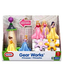 Little Tikes Gear Works Princesses Toy