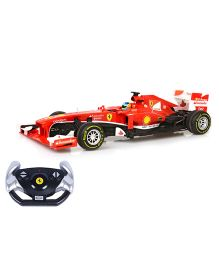 Rastar Toyhouse Radio RC Ferrari F138 Formula 1 Scale Model Car - Red