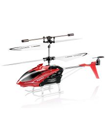 Toyhouse Speed Helicopter 3 Channel Infrared Remote Control - Red