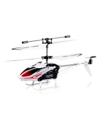 Toyhouse Speed Helicopter 3 Channel Infrared Remote Control - White