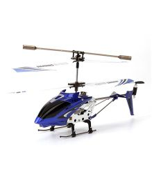 Toyhouse Metal Helicopter 3 Channel Infrared Remote Control - Blue