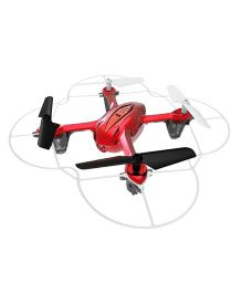 Toyhouse Drone with HD CAM X11C RC Quadcopter - Red