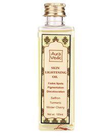 Auravedic Skin Lightening Oil - 100 ml