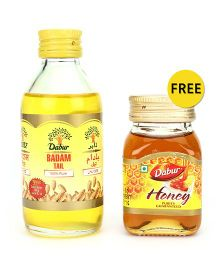 Dabur Badam Tail - 100ml
