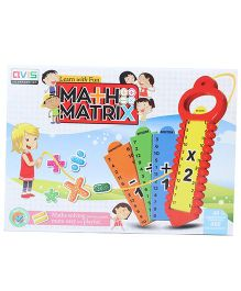 Avis Math Matrix Game