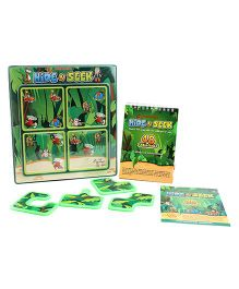 Playmate Hide And Seek Jungle Game