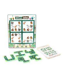 Playmate African Safari Puzzle
