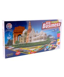 Ratnas Big Business Board Game