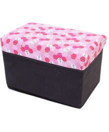 Ratnas Kids Play Stool (Colour And Print May Vary)