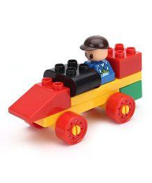 Virgo Toys Play Blocks Car Set