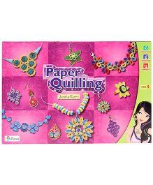 Ratnas Paper Quilling Jewellery