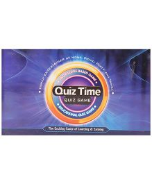 Ratnas Quiz Time Game