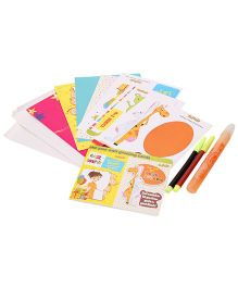 Ratnas Greeting Card - 4 Cards