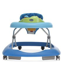 Chicco Rainbow Baby Walker - Blue
